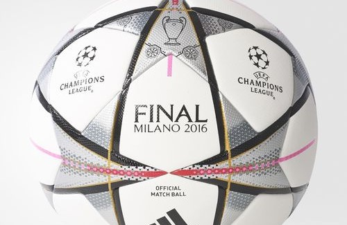 How Adidas Footballs are made – Champions League Final Milano 2016